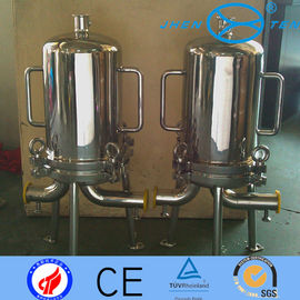 Stainless Steel Inox Precision Sanitary Filter Housing Untuk Sugar Syrups Beer Final Filtration