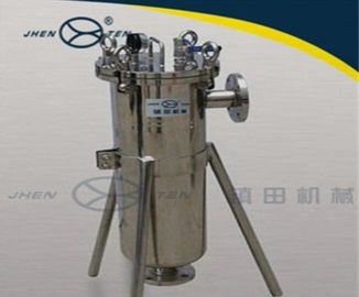 Cina Side Entry Bag Filter Housing, Housing Filter Cartridge Dimensi Custom ASME Certified Distributor